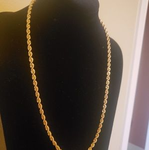 Other - Gold Rope Chain (10kt)
